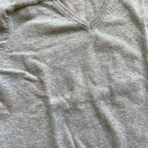 Zara boys cardigan. Light grey size 8